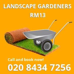 contemporary gardening ideas Rainham