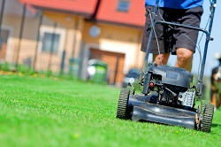 Mow a Lawn in London